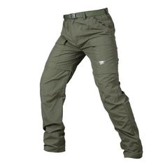 c606b12004fa0 IGLDSI Tactical Army Camouflage Detachable Pants Men Quick Dry Breatha –  cgabuy Pantalon De L'