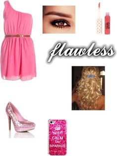 """Flawless"" by hannah-garrett-1 ❤ liked on Polyvore"