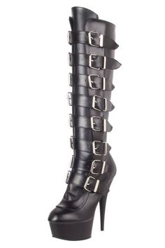 Pleaser Delight Boots, $76; amazon.com