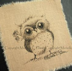 Michelle Palmer - I love her artwork!