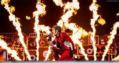 Oli Sykes - Bring Me The Horizon (BMTH) at Epicenter Music Festival 2019 / © Lizzy Davis Photography Oli Sykes, Bmth, Rock Concert, Bring Me The Horizon, Concert Photography, Bring It On, Music, Bands, Singers