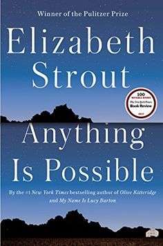 304 best books i want to read someday images on pinterest book anything is possible a novel by strout elizabeth fandeluxe Gallery