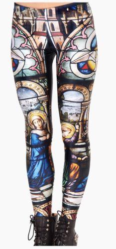 Black Milk Clothing Cathedral Legs s Original | eBay