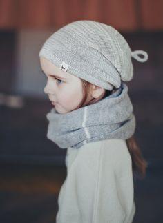 Melange  hat / adult / woman / baby / children / toddler by Ingugu, €19.00