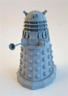A Dalek! How 3-D Printing Is Transforming the Toy Industry