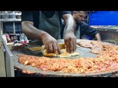 Paneer Buter Pav Bhaji @ Juhu Chowpatty | Mumbai Street Food | Indian Street Food 2015 [HD 1080p] #halwaparatha #seekhkabab #kabab #chickentandoori #chickenkabab #chickenshwarma #biryani #pulav #mumbaistreetfood #streetfoodindia #Indianstreetfood #streetfood #Indianfood #streetfoodcooking #roadsidefood #Indianroadsidefood #roadsidefoodindia #mumbairoadsidefood #Foodie #FoodLover #Foodiegram #Foodstagram #MumbaiFoodie #FoodLover #pattice #ragda #pavbhaji