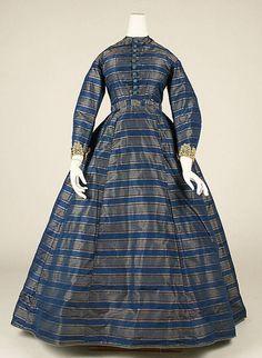 Dress    1865-1866    The Metropolitan Museum of Art