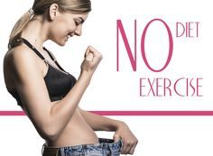 How To Lose Weight Fast Without Exercise Or Diet Pills With Some Adjustment in Your Lifestyle
