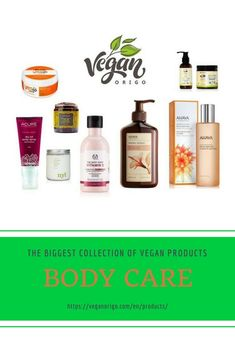 Treat yourself with vegan products