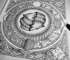 Alot alot sing penting kelakon 😁✒ . . #artwork #drawing #illustration #penandink #design #instaart #instadaily #riseboomink