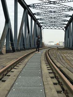 Travehafen // Köhlbrandbrücke