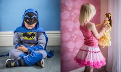 Tom, five, likes Batman and football. Julia, eight, likes pink and princesses. Neither identifies with their birth gender – but, as UK referrals for transgender children rise, should doctors intervene?
