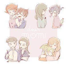 Litle Boy, Dear Mom, Inazuma Eleven Go, Thing 1, Hot Anime Guys, Nanami, Anime Fantasy, Boy Art, Manga