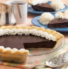 Discover great recipes, tips & ideas! The MyGreatRecipes app gives you inspiration to shop & cook delicious food for family and friends every day of the week! Cookie Cake Pie, Cookie Desserts, Dessert Recipes, Vegetarian Chocolate, Chocolate Recipes, My Favorite Food, Favorite Recipes, French Silk Pie, Friend Recipe
