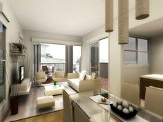 Lovely Living Room Decorating Ideas For Small Apartments