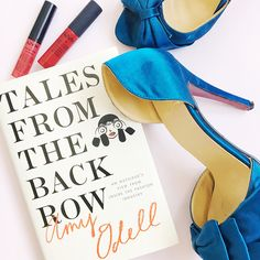Boss Babe Book Club May Discussion: Tales from the Back Row It's that time again! I'm so excited to dig into the discussion of May's Boss Babe Book Club readTales From The Back Row by Amy Odell. As always don't forget to leave your comments and reactions to the book in the comments section. I'd love to hear what you thought of the book! This one turned out to be a new favorite for me. I'm a sucker for anything that is drenched in sarcasm and this book had more of it than fashion lovers have…