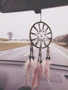 Catchdreamer in my car ❤ Http://www.lifestylenaturelle.com