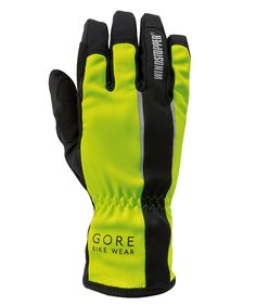 Bike Glove Power SO Gloves neon by Gore Bike Wear  #bike #sports #engelhorn