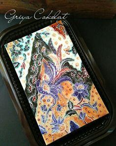 #painting #pudding #batik