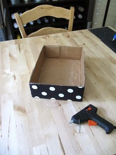 sewing craft room ideas - save same style of boxes and cover with fabric