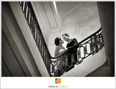 SF City Hall elopement photographer