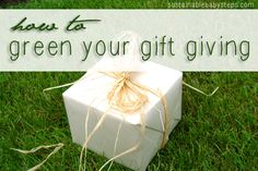 Are you wondering how you can purchase eco-friendly gifts without contributing to waste or environmental degradation? Let this article inspire you as you search for the perfect gift.
