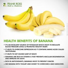 #Health Benefits of #Banana
