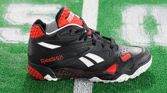best website e8c2e 665ff The Reebok Scrimmage Mid - Black   White   China Red will release on April