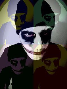 the joker make up