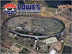 Nascar tracks on pinterest racing ryan newman and for Charlotte motor speedway hotel packages