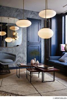 Awesome Ansprechendes Blau Wandfarben Ideen | Home | Pinterest | Blaue  Wandfarbe, Wandfarben Ideen Und Wandfarbe