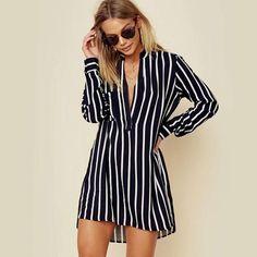 MILA SHIRT DRESS. Abbigliamento TrendyModa Di AutunnoVestiti ... b3c7948ed6d
