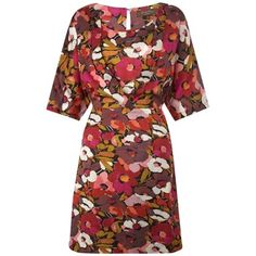 Great Plains Pink Zanthe Flower Dress