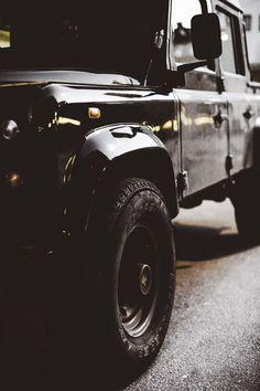 Land Rover ... you'll b mine