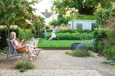 Designers own garden 1