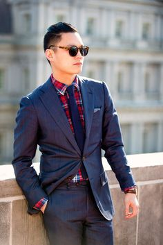 What I Wear to Work: Designer Victor Zapanta
