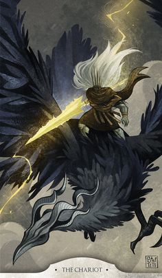 THE NAMELESS KING - [THE CHARIOT] by StefTastan on DeviantArt