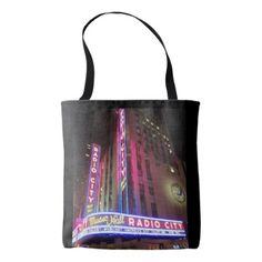 Marvellous Manhattan Tote Bag - accessories accessory gift idea stylish unique custom