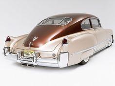 doyoulikevintage:1949 Cadillac Sedanette