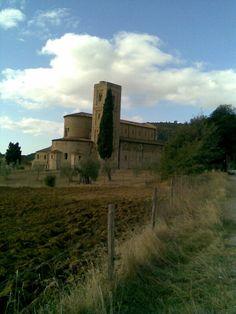 Abbazia di Sant'Antimo - Toscana - Italia
