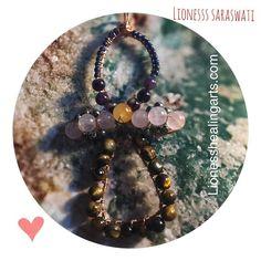 And it's done!!! Put so much love into this one. __________________________________________ #healingarts #healingcrystals #crystals #crystaljewelry #healing #art #supportthehandmade #Lionesshealingarts #crystalhealing #crystalwrapped #jewelry #mycreativemess #wirewrap #earthmagic #madewithlove #starseed #crystalhealing #gemstones #jewelrydesigner #supportthearts #handmade #infusedwithlove #ankh #rosequartz #citrine #tigerseye #Amethyst #hematite #lapislazuli