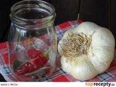 Home Canning, Korn, Mason Jars, Garlic, Vegetables, Syrup, Canning, Mason Jar, Vegetable Recipes