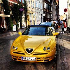 Alfa Spider หน้าตาน่าเกลียด! » @mike_dk » Instagram Profile » Followgram #alfaromeo