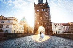 Prague wedding photographer with years of experiences. Professional and artistic wedding, elopement and pre-wedding photography in Prague and Europe. Photography Services, Artistic Photography, Wedding Photography, Digital Photography, Prague Travel, New Image, Tower Bridge, Wedding Pictures