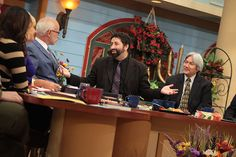 Rabbi Jonathan Cahn and Hubie Synn joining us on the show! 10/2013