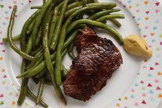Tenderloin Steak, Cooking Green Beans, Marinated Steak, Secret Recipe, Pinterest Recipes, Other Recipes, Recipe Using, Beef Recipes, Red Wine