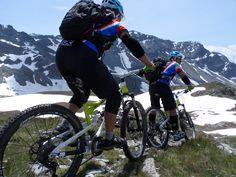 Tour dei Rifugi, ossia la Val d'Aosta in Mtb