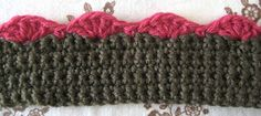 Rand Haken Randjes Pinterest Crochet Diy Crochet En Crochet