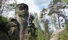 Wandelen door het rotslandschap van Teplice en Adspach brengt je op magisch mooie plekjes.
