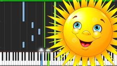 You Are My Sunshine - Jimmie Davis [Piano Tutorial] (Synthesia)
